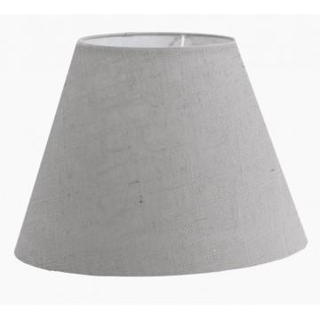 Абажур Eglo 1+1 Vintage 49419, серый, текстиль