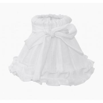 Абажур Eglo 1+1 Vintage 49441, белый, текстиль