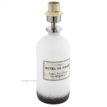 Основание настольной лампы Eglo Trend & Vintage Cottage Chic Roseddal 49604, 1xE27x40W, белый, стекло