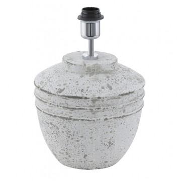 Основание настольной лампы Eglo Dumphry 1 49845, 1xE27x60W, серый, керамика, металл
