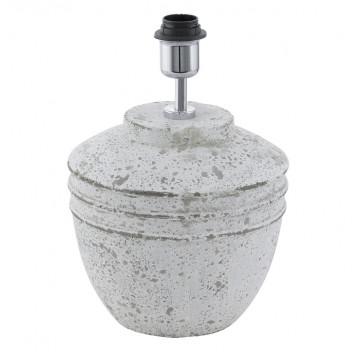 Основание настольной лампы Eglo Trend & Vintage Dumphry 1 49845, 1xE27x60W, серый, керамика
