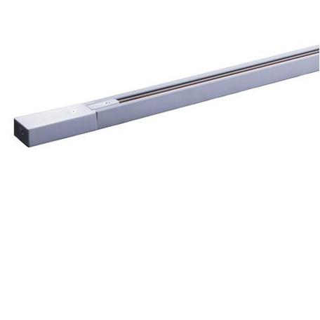 Шинопровод в сборе с питанием и заглушкой Arte Lamp Instyle A530133, белый, металл