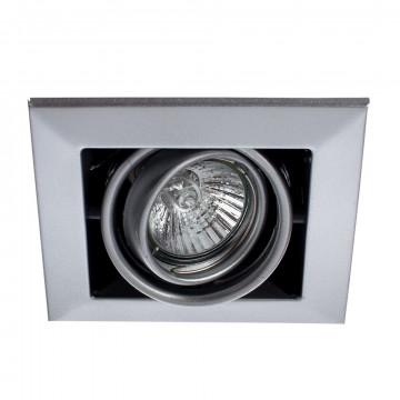 Arte Lamp Cardani  Piccolo A5941PL-1SI, 1xGU10x50W, серебро