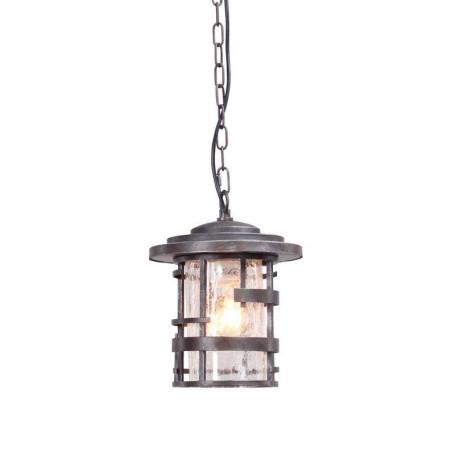 Подвесной светильник L'Arte Luce Castle L70801.07, IP43, 1xE27x100W, металл, стекло