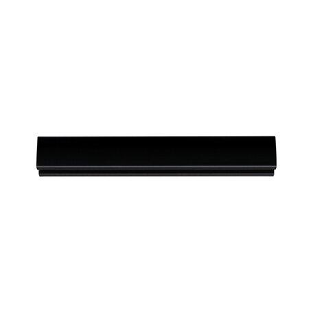 Шинопровод Paulmann URail 96902, черный, металл