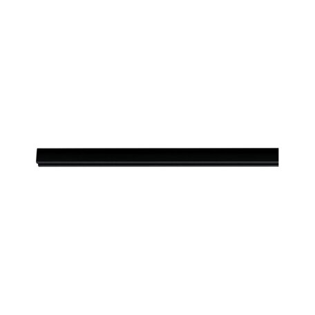 Шинопровод Paulmann URail 96905, черный, металл