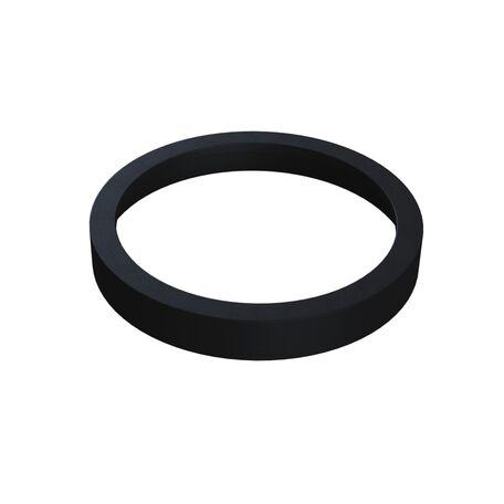 Декоративная рамка Maytoni Kappell DLA040-01B, черный, металл