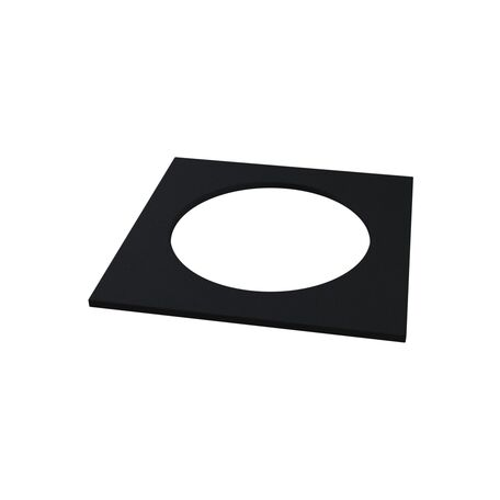 Декоративная рамка Maytoni Kappell DLA040-02B, черный, металл