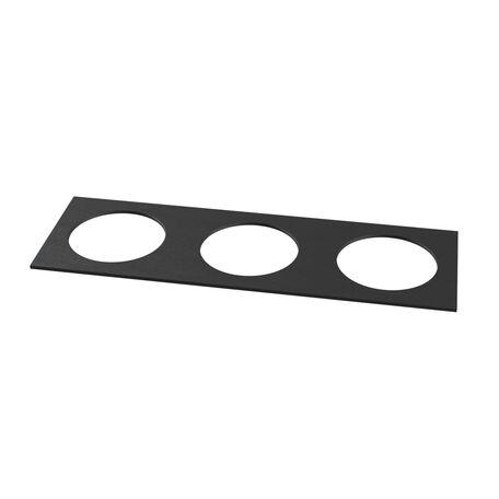 Декоративная рамка Maytoni Kappell DLA040-04B, черный, металл