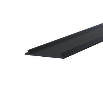 Глухая шторка для магнитного шинопровода Maytoni TRA004-21B, черный, пластик