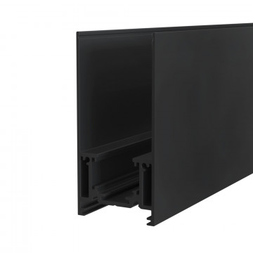 Магнитный шинопровод Maytoni Busbar trunkings TRX004-211B, черный, металл