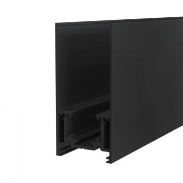 Магнитный шинопровод Maytoni Busbar trunkings TRX004-212B, черный, металл