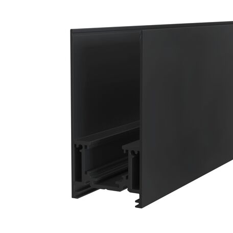 Шинопровод Maytoni Magnetic track system TRX004-212B, черный, металл