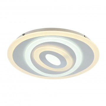 Потолочный светильник с пультом ДУ Favourite F-Promo LEDolution 2274-5C 3000-6400K, белый, металл, пластик