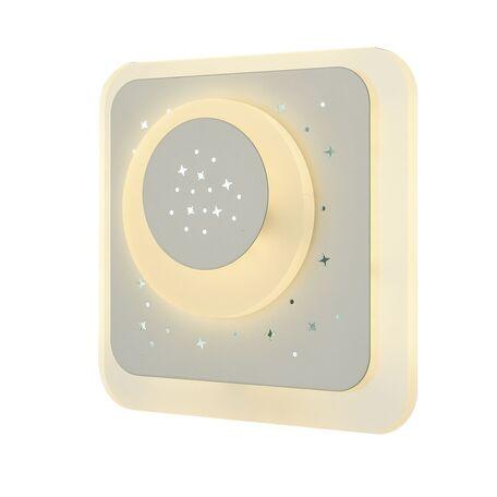 Потолочный светильник с пультом ДУ Favourite F-Promo LEDolution 2275-1W 3000-6400K, белый, металл, пластик