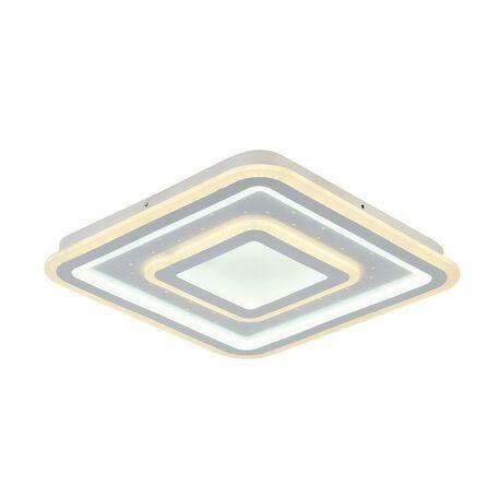 Потолочный светильник с пультом ДУ Favourite F-Promo LEDolution 2275-5C 3000-6400K, белый, металл, пластик