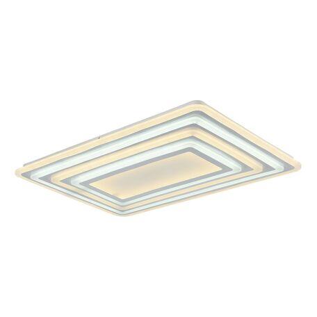 Потолочный светильник с пультом ДУ Favourite F-Promo LEDolution 2277-10C 3000-6400K, белый, металл, пластик