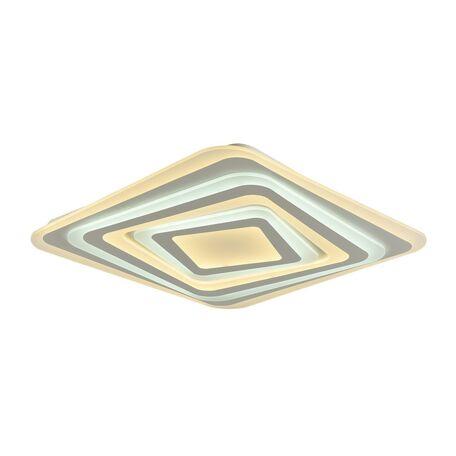 Потолочный светильник с пультом ДУ Favourite F-Promo LEDolution 2279-8C 3000-6400K, белый, металл, пластик - миниатюра 1