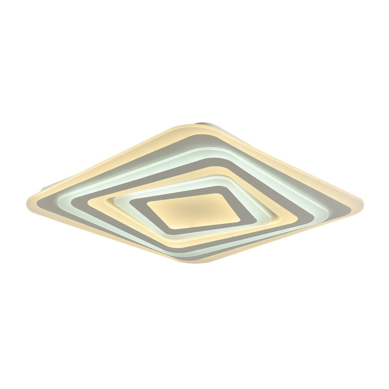 Потолочный светильник с пультом ДУ Favourite F-Promo LEDolution 2279-8C 3000-6400K, белый, металл, пластик - фото 1