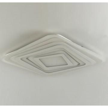Потолочный светильник с пультом ДУ Favourite F-Promo LEDolution 2279-8C 3000-6400K, белый, металл, пластик - миниатюра 3