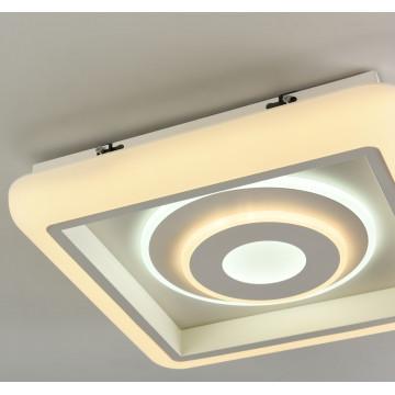 Потолочный светильник с пультом ДУ Favourite F-Promo LEDolution 2283-5C 3000-6400K, белый, металл, пластик - миниатюра 2