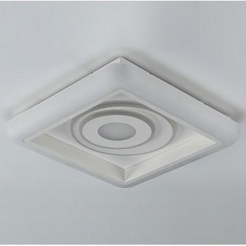 Потолочный светильник с пультом ДУ Favourite F-Promo LEDolution 2283-5C 3000-6400K, белый, металл, пластик - миниатюра 3