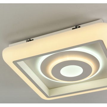 Потолочный светильник с пультом ДУ Favourite F-Promo LEDolution 2283-5C 3000-6400K, белый, металл, пластик - миниатюра 4