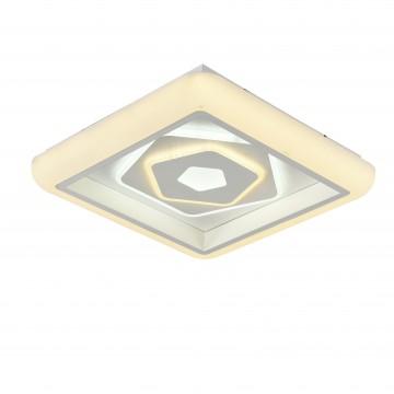 Потолочный светильник с пультом ДУ Favourite F-Promo LEDolution 2284-5C 3000-6400K, белый, металл, пластик