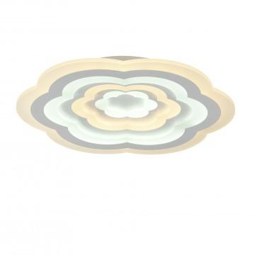 Потолочный светильник с пультом ДУ Favourite F-Promo LEDolution 2285-5C 3000-6400K, белый, металл, пластик