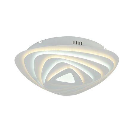 Потолочный светильник с пультом ДУ Favourite F-Promo LEDolution 2288-5C 3000-6400K, белый, металл, пластик