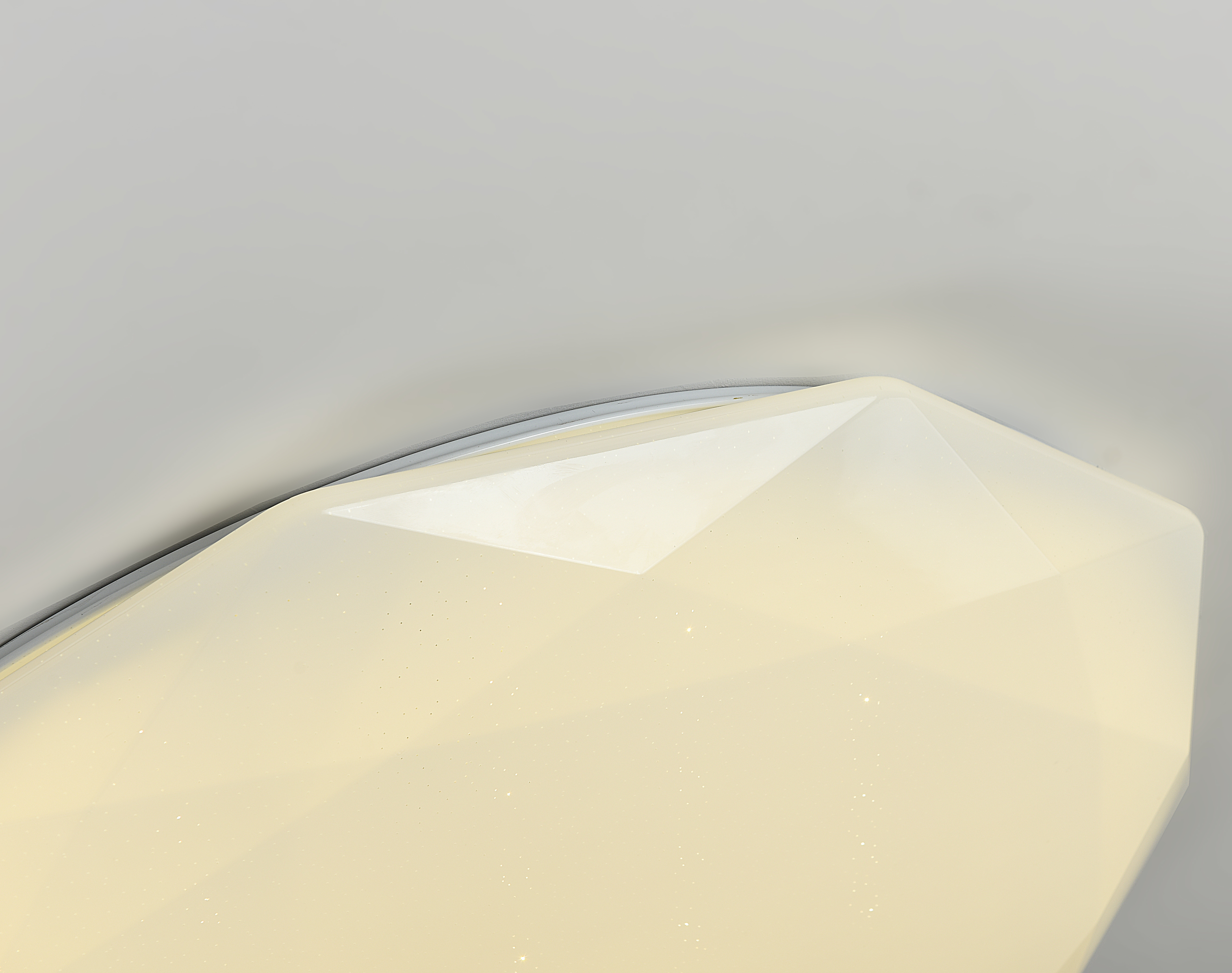 Потолочный светильник с пультом ДУ Favourite F-Promo Perpetum 2317-7C 3000-6500K, белый, металл, пластик - фото 2