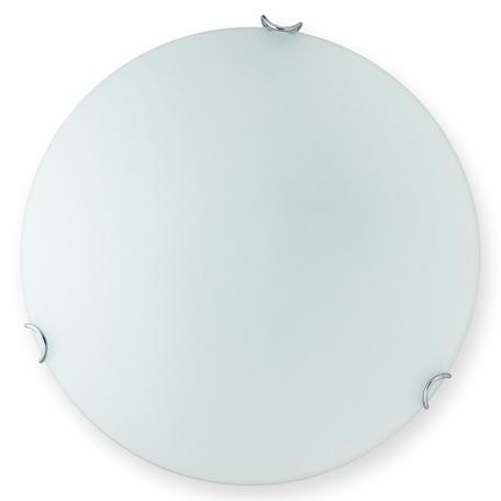 Потолочный светильник Toplight Hillary TL9022Y-03WH, 3xE27x60W, хром, белый, металл, стекло