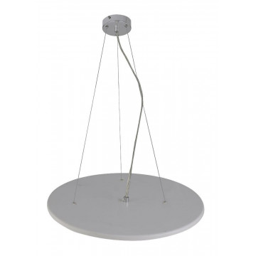 Крепление для подвесного монтажа светильника Crystal Lux KIT JM 700 2110/901, хром, металл