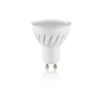 Светодиодная лампа Ideal Lux LAMPADINA CLASSIC GU10 7W 600Lm 4000K 117652 MR16 GU10 7W 4000K (дневной) 240V, недиммируемая/недиммируемая