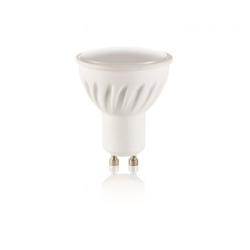 Светодиодная лампа Ideal Lux Alogene/LED Classic LAMPADINA CLASSIC GU10 7W CERAMICA 4000K 117652 MR16 GU10 7W 610lm 4000K (дневной) 240V, недиммируемая