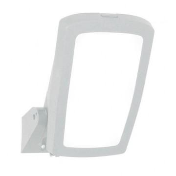 Настенный светильник с регулировкой направления света Ideal Lux GERMANA AP1 BIANCO 120188, IP66, 1xE27x23W, белый, пластик