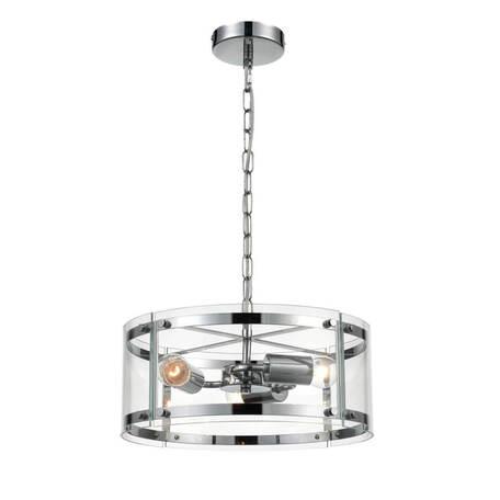 Подвесной светильник Vele Luce Tivoli 10095 VL5073P03, 3xE27x60W