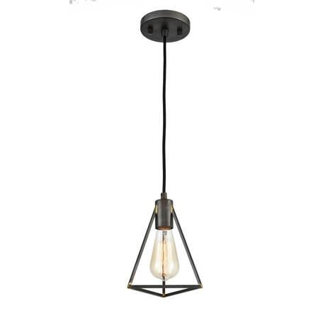 Подвесной светильник Vele Luce Storm 10095 VL6136P01, 1xE27x60W
