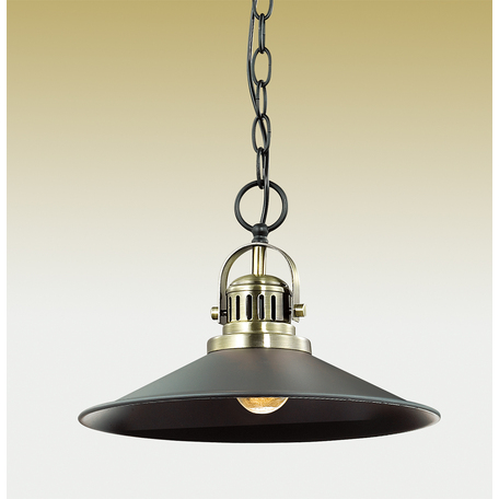 Подвесной светильник Odeon Light Latura 2898/1A, 1xE27x60W
