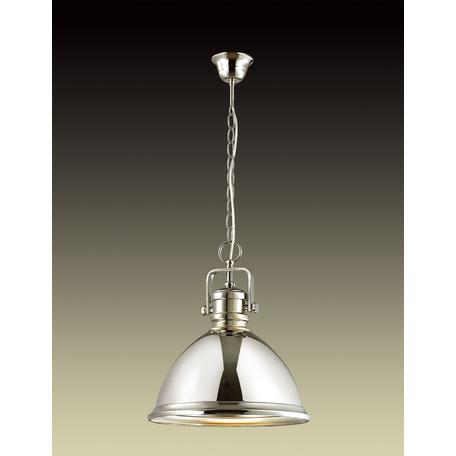 Подвесной светильник Odeon Light Talva 2901/1, 1xE27x60W, хром, металл