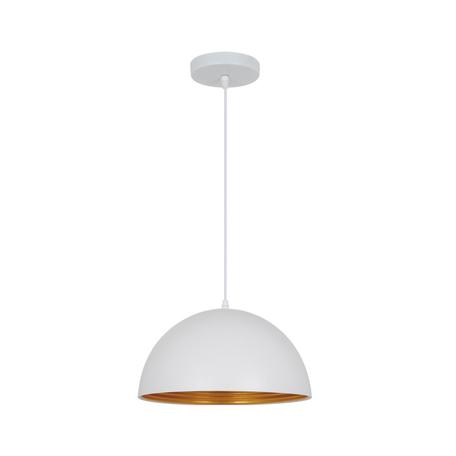 Подвесной светильник Odeon Light Pendant Uga 3350/1, 1xE27x60W, белый, металл