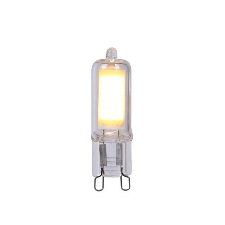 Филаментная светодиодная лампа Lucide 49027/02/31 капсульная G9 2W, 2700K (теплый) 220V, гарантия 30 дней