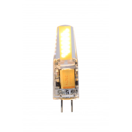Филаментная светодиодная лампа Lucide 49029/01/31 капсульная G4 1,5W, 2700K (теплый) 220V, гарантия 30 дней