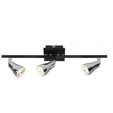 Потолочный светильник с регулировкой направления света Markslojd blank 414323, 3xGU10 MR16x50W - миниатюра 1