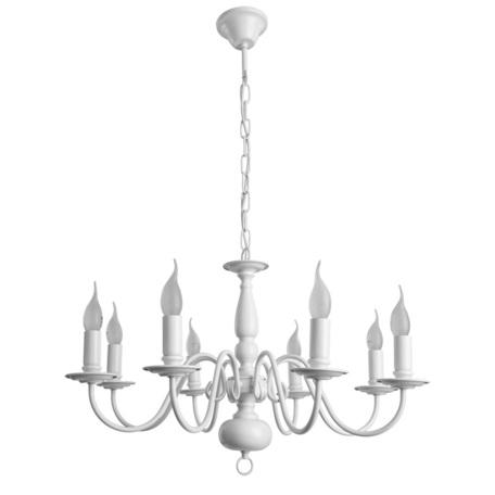 Arte Lamp Antwerpen A1029LM-8WC, 8xE14x40W - миниатюра 1