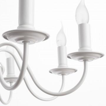 Arte Lamp Antwerpen A1029LM-8WC, 8xE14x40W - миниатюра 3