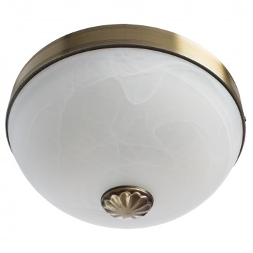 Arte Lamp Windsor A3777PL-2AB, 2xE27x60W, белый