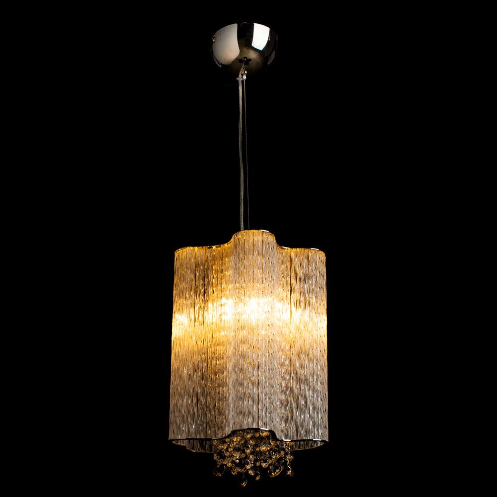 Arte Lamp Twinkle A8560SP-1CL, 1xE14x40W, прозрачный - фото 2