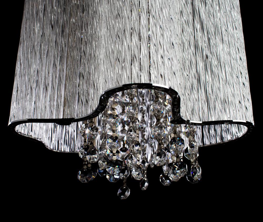 Arte Lamp Twinkle A8560SP-1CL, 1xE14x40W, прозрачный - фото 3