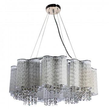 Arte Lamp Twinkle A8560SP-8CL, 8xE14x40W, прозрачный